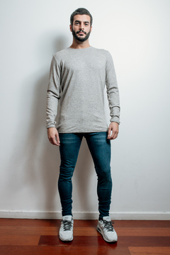 Sweater Doha Grey en internet