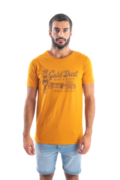 Remera Gold Dust - comprar online