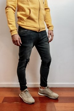Jean Skinny  Barcelona Dark Grey en internet