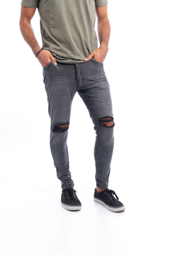 Jean Skinny California Grey en internet