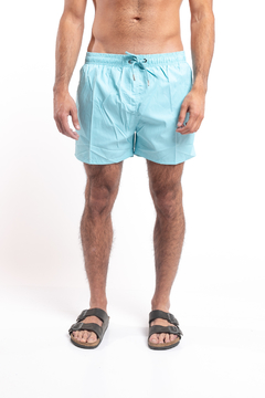 SHORT DE BAÑO IBIZA LIGHT BLUE