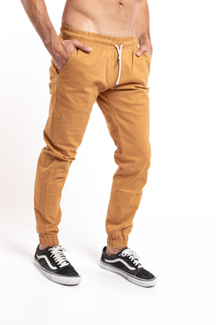 Jogger Slash Camel