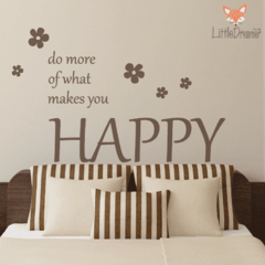 Modelo BED10 Do More Of what makes you HAPPY! - comprar online