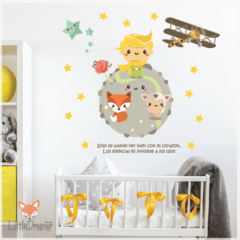 "MODELO PC27 ""THE LITTLE PRINCE"" - comprar online"