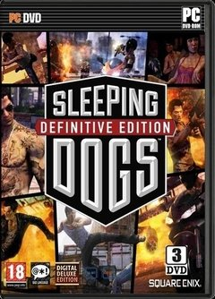 Sleeping Dogs (Definitive Edition) PC