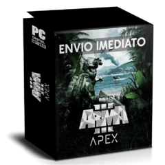 ARMA 3 APEX PC - ENVIO DIGITAL