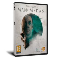 THE DARK PICTURES ANTHOLOGY MAN OF MEDAN PC
