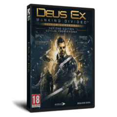 DEUS EX (MANKING DIVIDED) PC