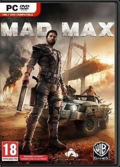 Mad Max (Jogo do filme) PC