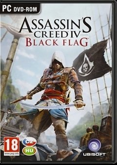 ASSASSINS CREED 4 (BLACK FLAG) PC