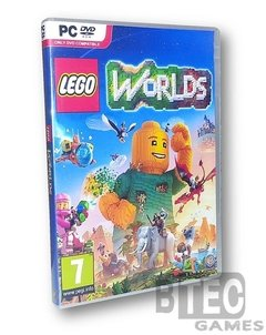 LEGO (WORLDS) PC - comprar online