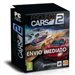 PROJECT CARS 2 PC - ENVIO DIGITAL