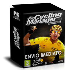 PRO CYCLING MANAGER 2018 PC - ENVIO DIGITAL