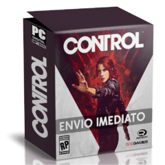 CONTROL (ULTIMATE EDITION) PC - ENVIO DIGITAL