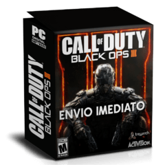 CALL OF DUTY BLACK OPS 3 PC - ENVIO DIGITAL