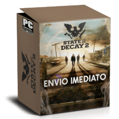 STATE OF DECAY 2 JUGGERNAUT EDITION PC - ENVIO DIGITAL
