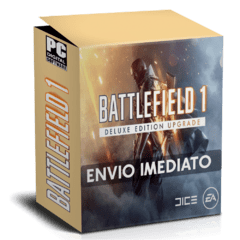 BATTLEFIELD 1 PC DIGITAL DELUXE EDITION - ENVIO DIGITAL