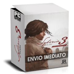 SYBERIA 3 PC - ENVIO DIGITAL