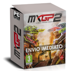 MXGP2 THE OFFICIAL MOTOCROSS VIDEOGAME PC - ENVIO DIGITAL