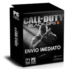 CALL OF DUTY: BLACK OPS 2 PC - ENVIO DIGITAL