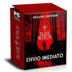 BLAIR WITCH DELUXE EDITION PC - ENVIO DIGITAL