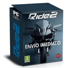 RIDE 2 PC - ENVIO DIGITAL