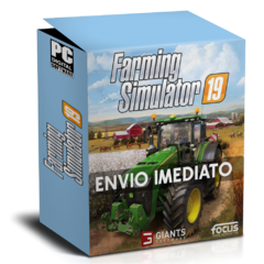 FARMING SIMULATOR 19 PC - ENVIO DIGITAL