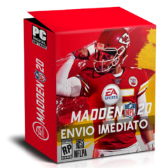 MADDEN NFL 20 PC - ENVIO DIGITAL
