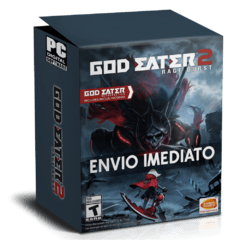 GOD EATER 2: Rage Burst - ENVIO DIGITAL