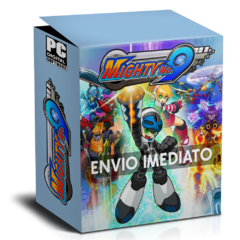 MIGHTY NO. 9 PC - ENVIO DIGITAL