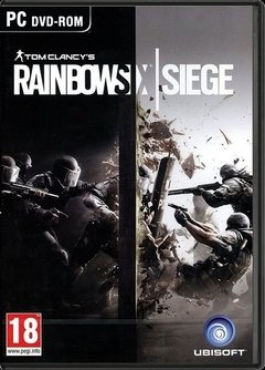 TOM CLANCY'S (RAINBOW SIX - SIEGE) PC