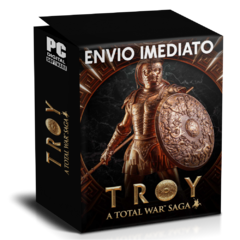 A TOTAL WAR SAGA TROY PC - ENVIO DIGITAL