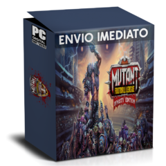 MUTANT FOOTBALL LEAGUE (DYNASTY EDITION) PC - ENVIO DIGITAL