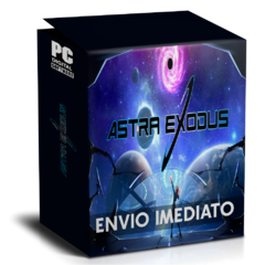 ASTRA EXODUS PC - ENVIO DIGITAL