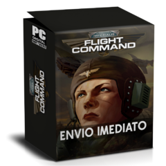 AERONAUTICA IMPERIALIS FLIGHT COMMAND PC - ENVIO DIGITAL