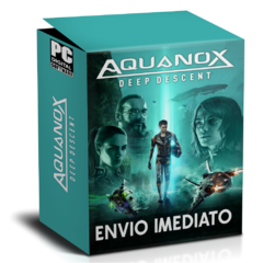 AQUANOX DEEP DESCENT PC - ENVIO DIGITAL