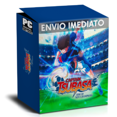 CAPTAIN TSUBASA RISE OF NEW CHAMPIONS (MONTH ONE EDITION) PC - ENVIO DIGITAL