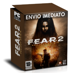 F.E.A.R. 2: PROJECT ORIGIN PC - ENVIO DIGITAL