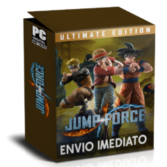 JUMP FORCE (ULTIMATE EDITION) PC - ENVIO DIGITAL