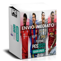 EFOOTBALL PES 2021 SEASON UPDATE PC - ENVIO DIGITAL
