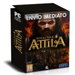 TOTAL WAR ATTILA PC - ENVIO DIGITAL