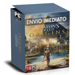 ASSASSIN'S CREED ORIGINS PC - ENVIO DIGITAL