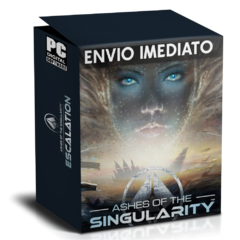 ASHES OF THE SINGULARITY ESCALATION PC - ENVIO DIGITAL