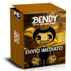 BENDY AND THE INK MACHINE (COMPLETE EDITION) PC - ENVIO DIGITAL