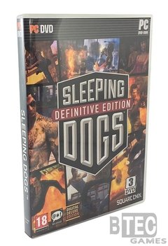 Sleeping Dogs (Definitive Edition) PC - comprar online