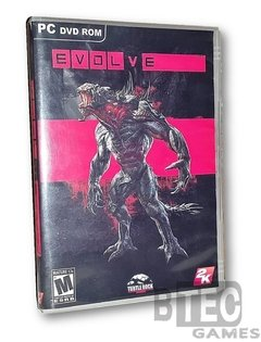 Evolve PC - comprar online