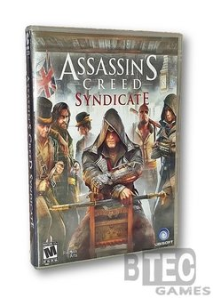 Assasins Creed (Syndicate) PC - comprar online