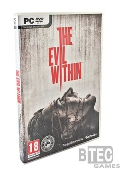 THE EVIL WITHIN PC - comprar online