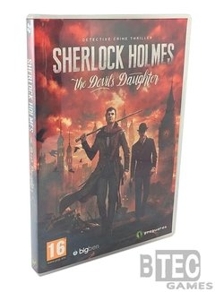 SHERLOCK HOLMES - THE DEVIL'S DAUGHTER PC - comprar online