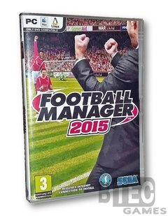 Football Manager 2015 PC - comprar online
